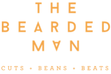 The Bearded Man logo